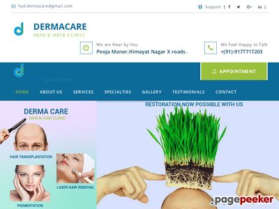 dermacareclinic.co.in